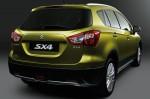 Новый Suzuki SX4 2014 Фото 10