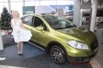 Презентация нового Suzuki New SX4 в Волгограде