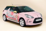 Розовый Citroen DS3 by Benefit 2014 Фото 01