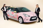 Розовый Citroen DS3 by Benefit 2014 Фото 14