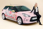 Розовый Citroen DS3 by Benefit 2014 Фото 15
