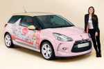 Розовый Citroen DS3 by Benefit 2014 Фото 16