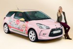 Розовый Citroen DS3 by Benefit 2014 Фото 17