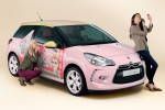 Розовый Citroen DS3 by Benefit 2014 Фото 18