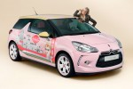 Розовый Citroen DS3 by Benefit 2014 Фото 19