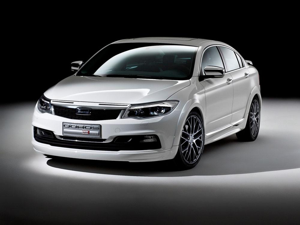 китайские автомобили новинки 2014