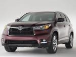 Toyota Highlander 2014 Фото 01