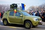 Военный Dacia Duster 2014 Фото 02