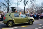 Военный Dacia Duster 2014 Фото 03