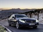 новый Mercedes-Benz C-класс 2015 Фото 11