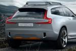 Концепт Volvo XC Coupe 2014 Фото 08