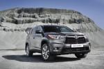 новый Toyota Highlander 2014 Фото 01