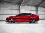 Acura TLX 2014 Фото 007