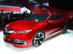 Acura TLX 2014 Фото 014