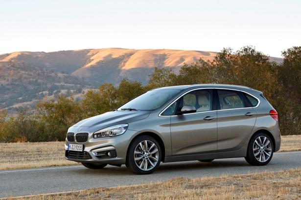 BMW 2 серии Active Tourer 2014 Фото 28