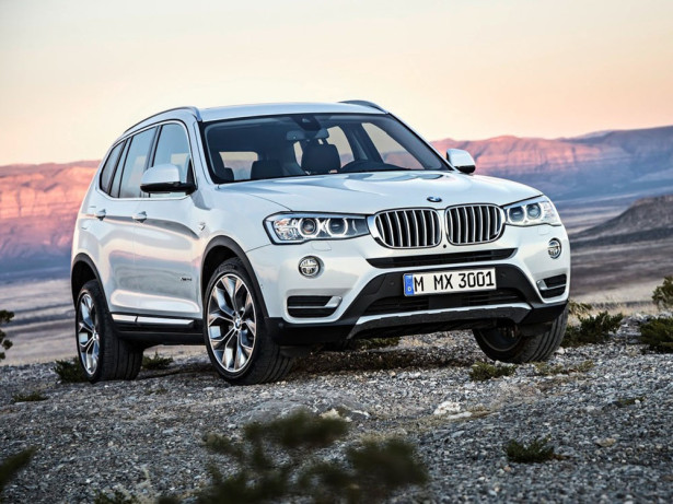 BMW Х3 2014 Фото 03