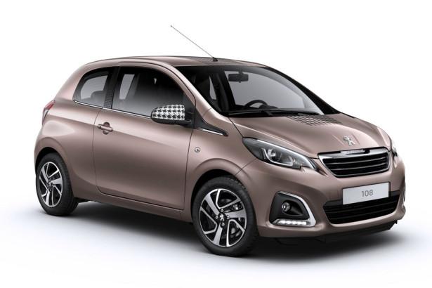 Peugeot 108 2014 Фото 03
