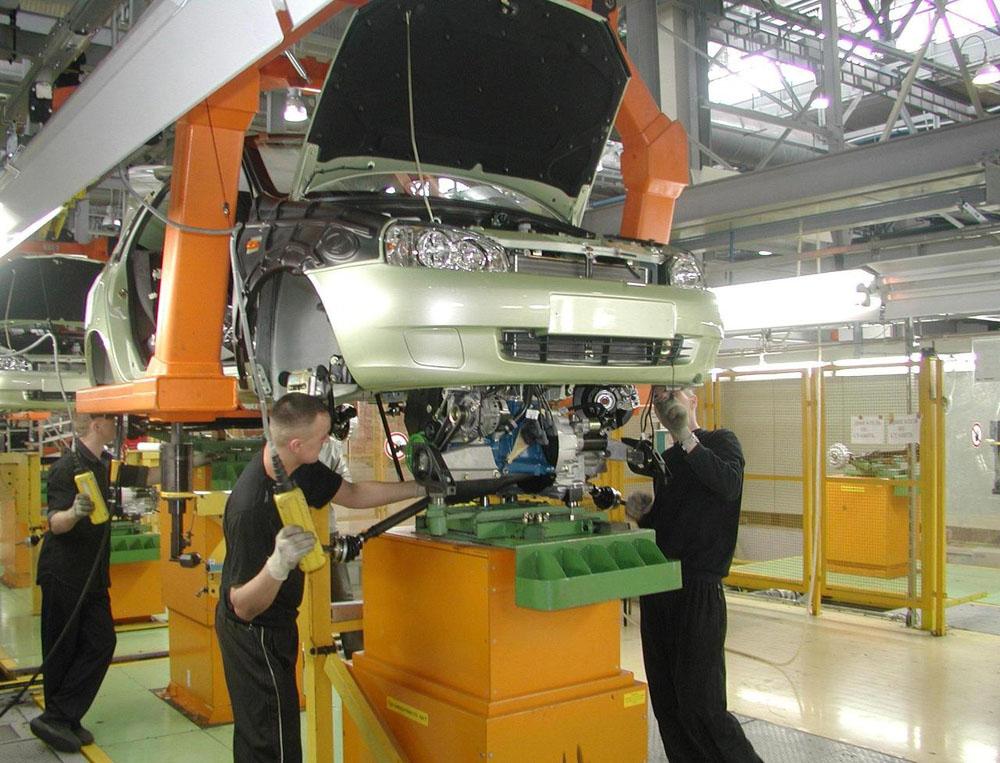 В 2014 году россия сократит производство автомобилей