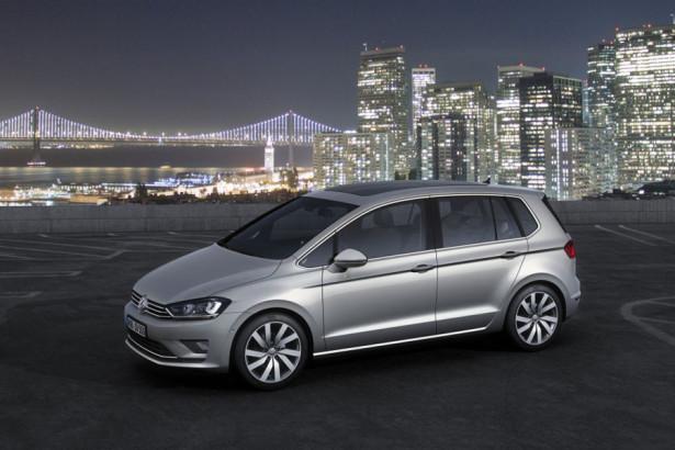 Volkswagen Sportsvan 2014 Фото 02