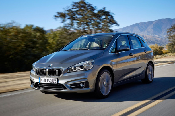 2014 BMW 2 series Active Tourer 2014 Фото 27