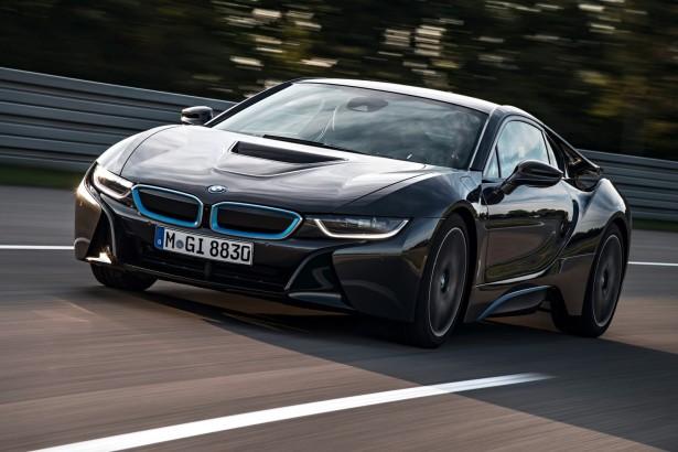 BMW i8 2014 Фото 01