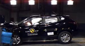 EuroNCAP Nissan Qashqai