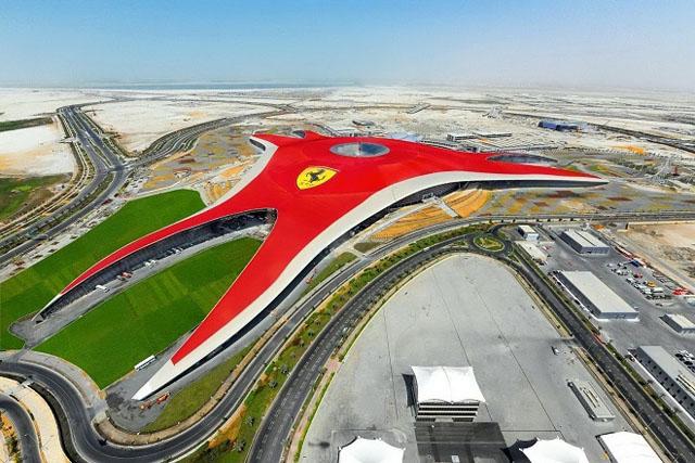 Ferrari Land парк