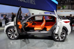 Концепт Hyundai Intrado 2014 Фото 14