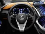 Концепт Lexus LF-NX 2014 Фото 01
