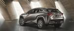 Концепт Lexus LF-NX 2014 Фото 04