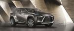 Концепт Lexus LF-NX 2014 Фото 05