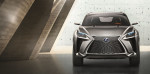 Концепт Lexus LF-NX 2014 Фото 06