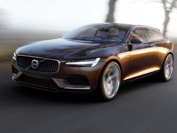 Концепт Volvo Concept Estate 2014 Фото 02