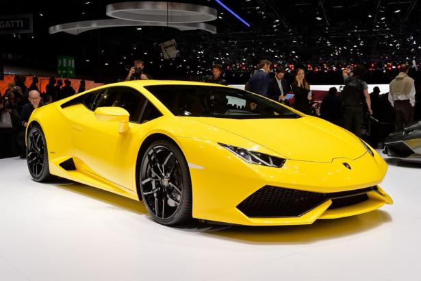 Lamborghini Huracan 2014 Фото 43