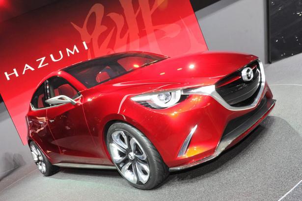 Mazda Hazumi Concept 2014 Фото 01