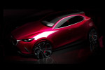 Mazda Hazumi Concept 2014 Фото 25