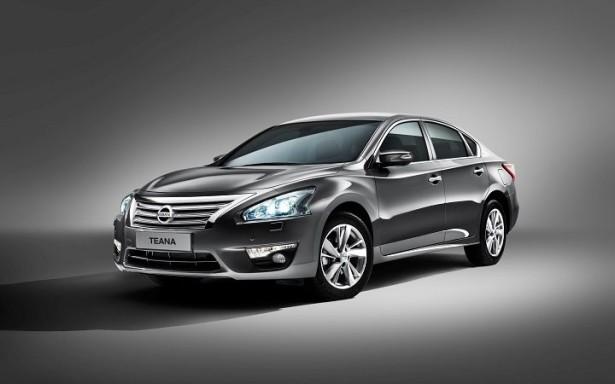 Nissan Teana 2014 Фото 10