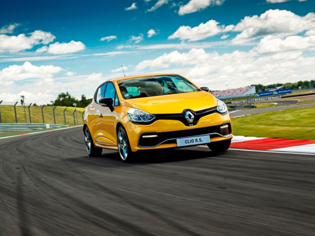 Renault Clio RS 2014 Фото 01