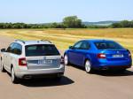 Skoda Octavia RS и Octavia Combi RS 2014 Фото 12