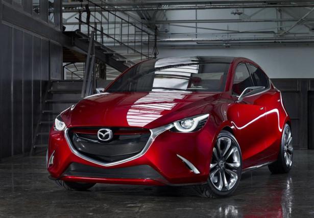 концепт Mazda Hazumi 2014 Фото 20