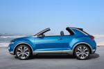 концепт Volkswagen T-Roc 2014 Фото 15