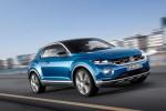 концепт Volkswagen T-Roc 2014 Фото 17