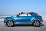 концепт Volkswagen T-Roc 2014 Фото 19