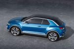 концепт Volkswagen T-Roc 2014 Фото 20