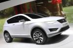 кроссовер Seat IBX Concept 2014 Фото 02