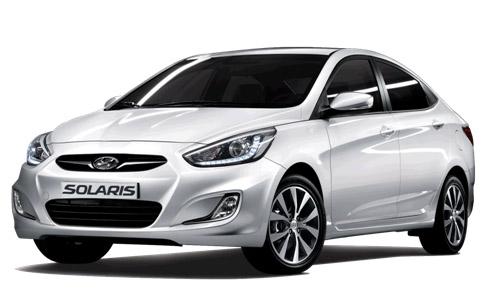 350 000-го автомобиля Hyundai Solaris