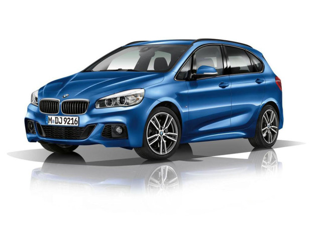 BMW 2 Series Active Tourer M Sport Фото 07