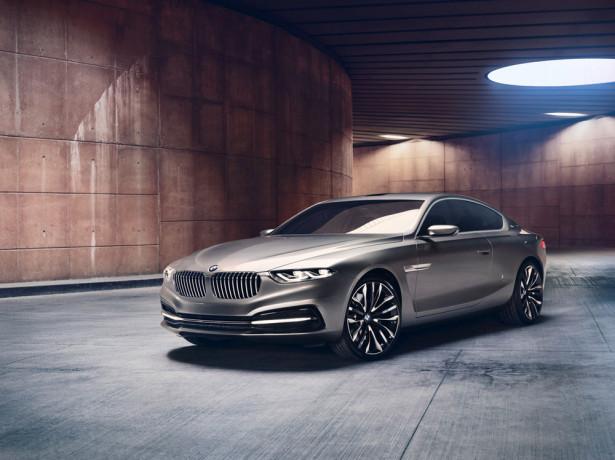 BMW Pininfarina Gran Lusso Coupe 2014 Фото 18