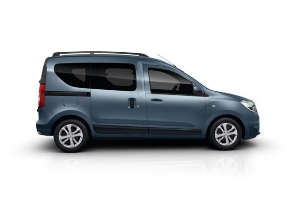 Dacia Dokker 2014 Фото 01