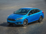 Ford Focus седан 2015 Фото 03